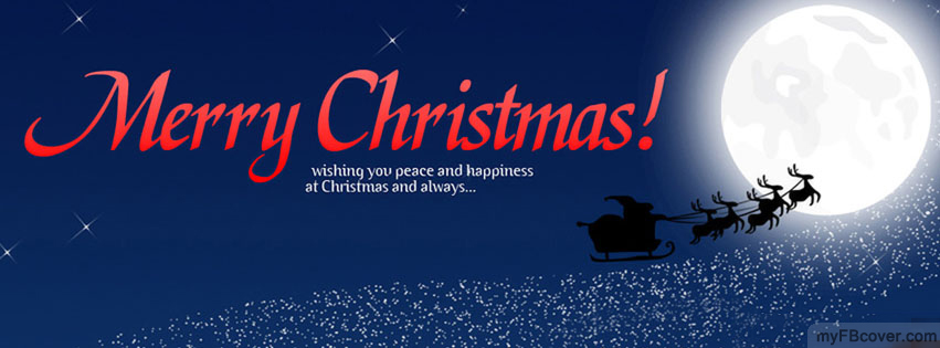 Christmas-2 Facebook Cover | Timeline Cover | FB Cover