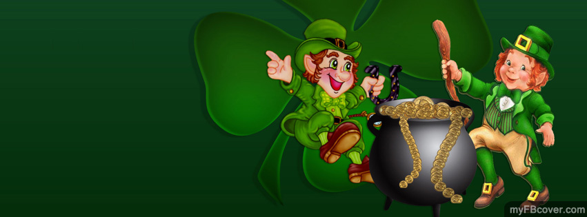 Image result for st patricks day facebook cover photos