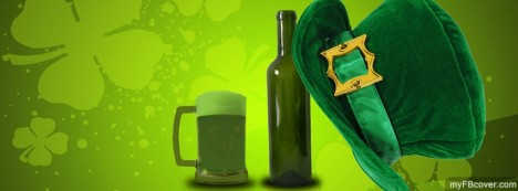 Saint Patricks Day Facebook Cover