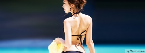 Bikini Facebook Cover