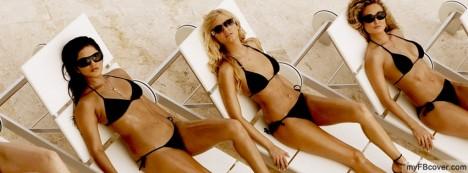Bikini Babes Facebook Cover