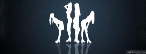 Sexy Girls Facebook Cover