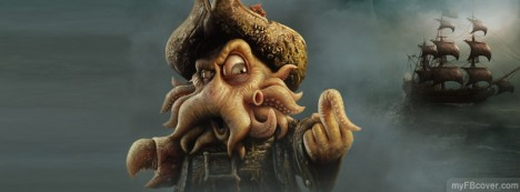 Davy Jones Facebook Cover