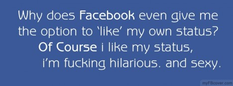 I m Sexy Facebook Cover