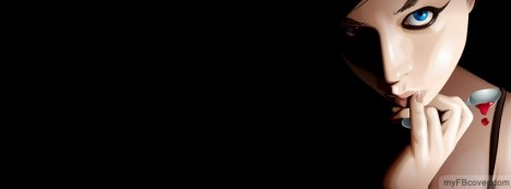 Dark Facebook Cover