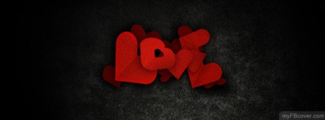 Love Leaves Facebook Cover