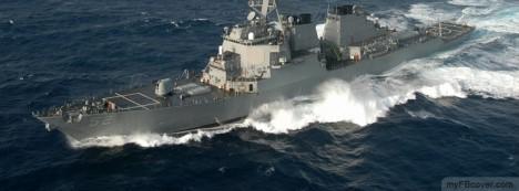Battle Ship Facebook Cover