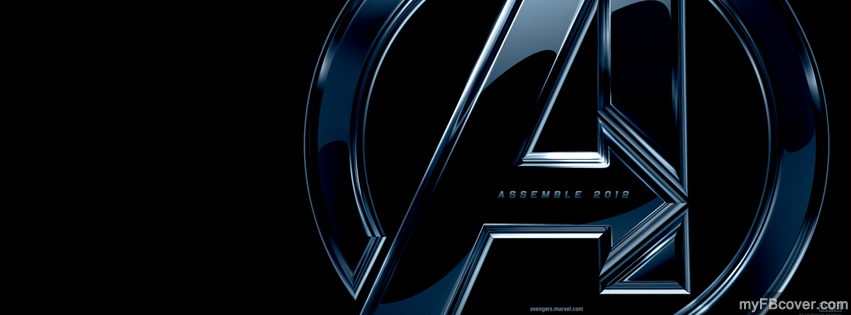 Avengers Facebook Cover Avengers Logo Facebook Cover