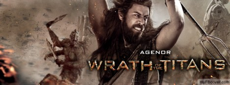 Agenor-Wrath of the Titans Facebook Cover