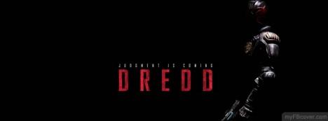 Dredd Facebook Cover