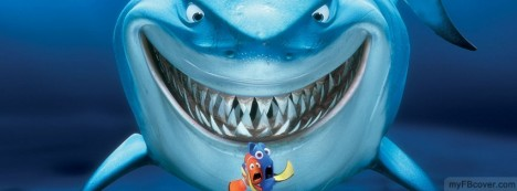 Finding Nemo Facebook Cover