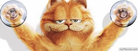 Garfield Facebook Cover