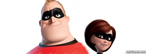 Incredibles Facebook Cover