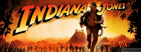 Indiana Jones Facebook Cover