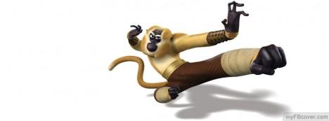Kung Fu Panda 2 Facebook Cover
