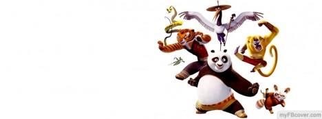 Kung Fu Panda 3 Facebook Cover