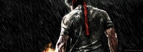 Rambo Facebook Cover