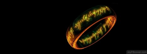 The Lord Of Rings Facebook Cover