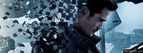 Total Recall Facebook Cover