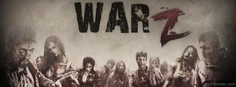 World War Z Facebook Cover