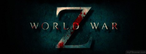 World War Z Logo Facebook Cover