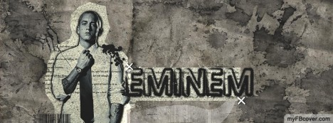 Eminem Facebook Cover