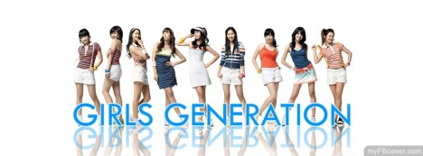 Girls Generation Facebook Cover