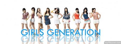 Girls Generation Facebook Cover