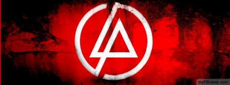 Linkin Park Logo Facebook Cover
