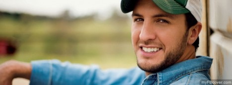 Luke Bryan Facebook Cover