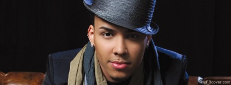 Prince Royce Facebook Cover