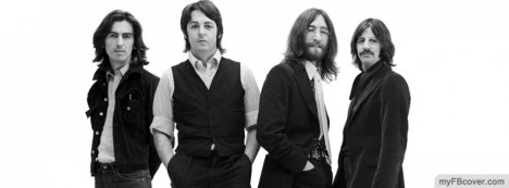 The Beatles Facebook Cover
