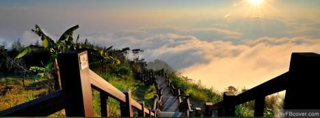 Mountain Walk Facebook Cover