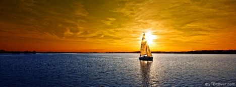 Sailboat Facebook Cover