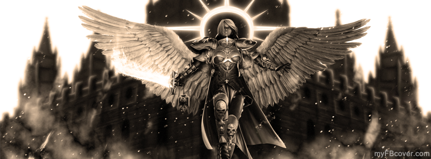 Angel Of Death Facebook Cover Timeline Cover Fb Cover
