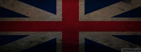 Britain Flag Facebook Cover
