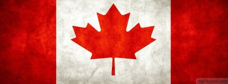 Canada Flag Facebook Cover