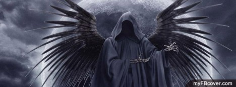 Dark Angel Facebook Cover