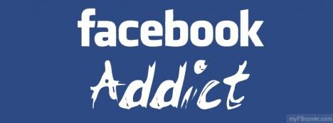 Facebook Addict Facebook Cover