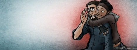 Gordon Freeman Facebook Cover