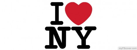 I love NY Facebook Cover