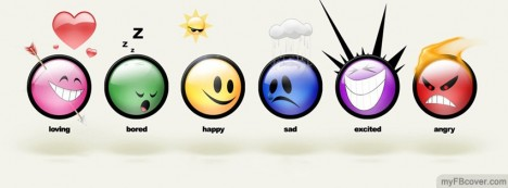 Moods Facebook Cover