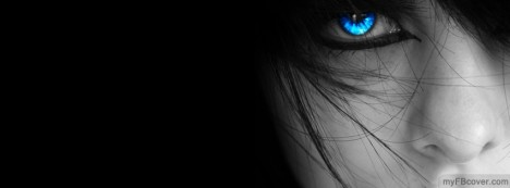 Sexy Eyes Facebook Cover