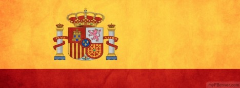 Spain Flag Facebook Cover