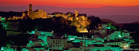 Casares Spain Facebook Cover