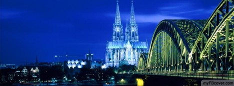 Cologne Cathedral Facebook Cover
