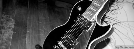 Guitar Facebook Cover