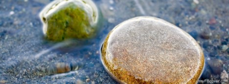 River Stones Facebook Cover