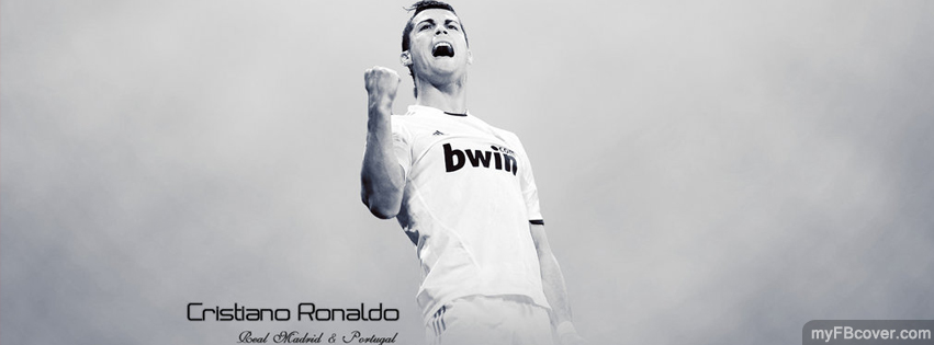 Cristiano Ronaldo facebook cover