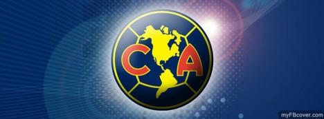 America Soccer Club Facebook Cover